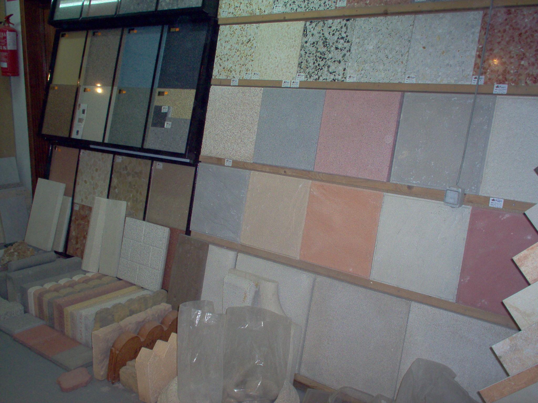 Macoifer pagina azulejos y gres - Paneles de piedra natural ...